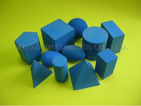 Geometric Solid Set